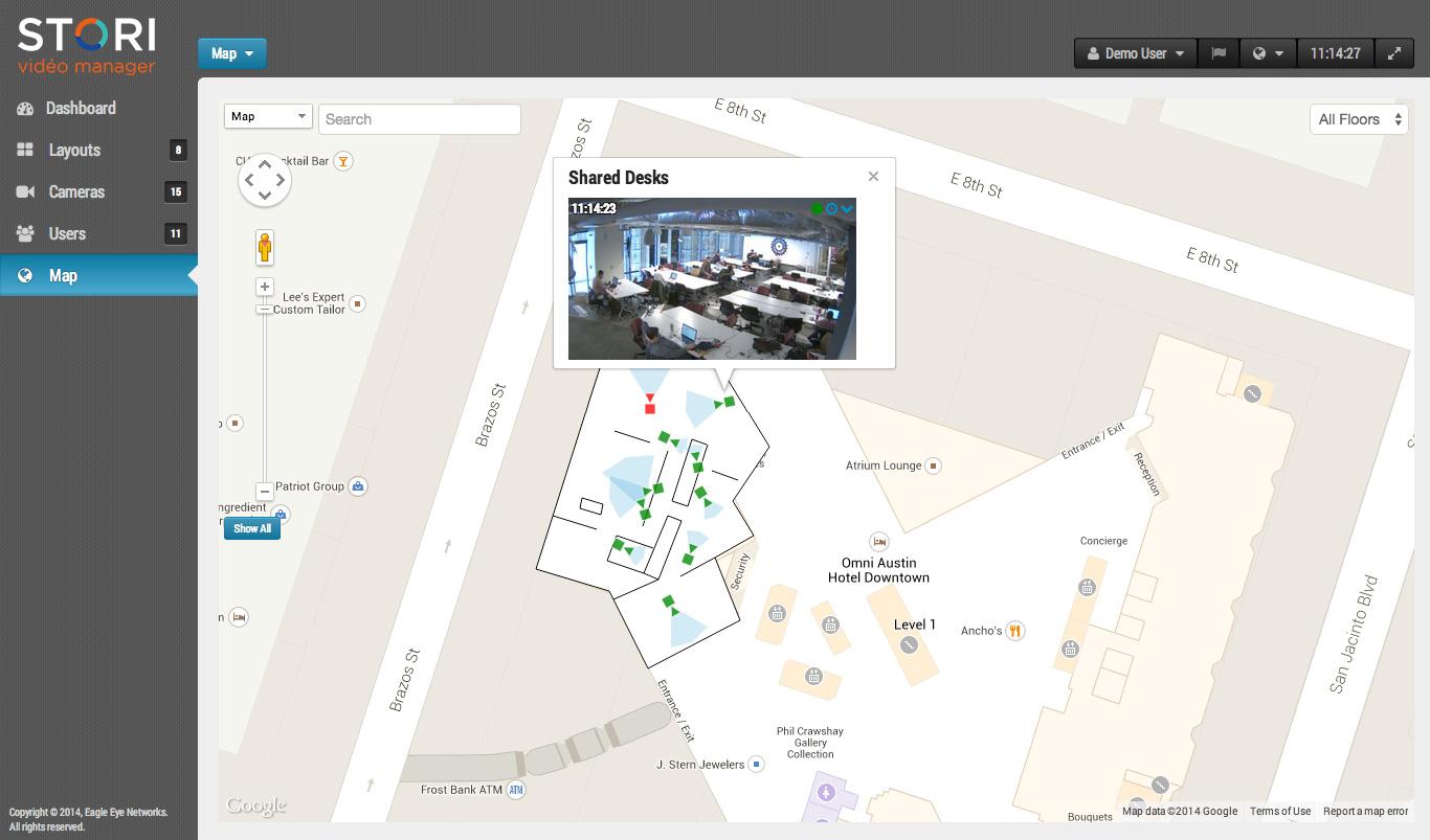 STORI Video Manager, le logiciel de vidéosurveillance à distance qui ne vous laisse jamais sans protection